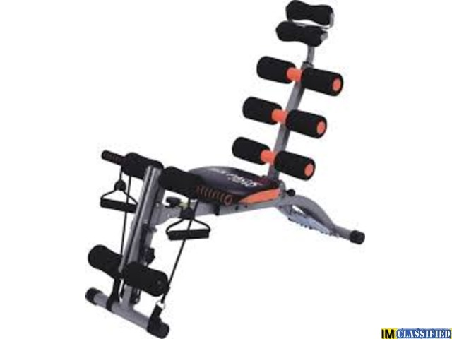 Six Pack Care Exercise machine fitness equipment - 1/1